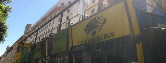 Buenos Aires Bus is one of Buenos Aires.