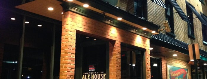 Washington Street Ale House is one of Best Bars in Delaware to watch NFL SUNDAY TICKET™.