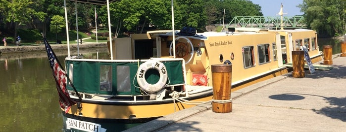Sam Patch Packet Boat Tours is one of The Best Spots In Rochester, NY.