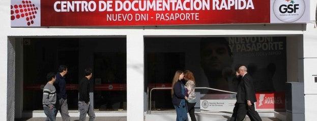 Centro de Documentación Rápida - CDR is one of Región 4 - Nodo Rosario.