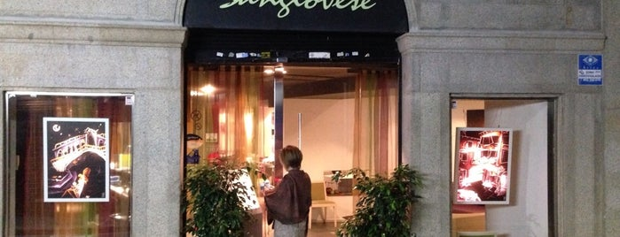 Sangiovese is one of 20 favorite restaurants.