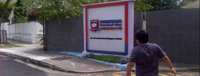 Dimensions International College is one of Singapore Life.