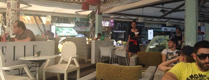 ELLE Café is one of Đồ ăn sài gòn.