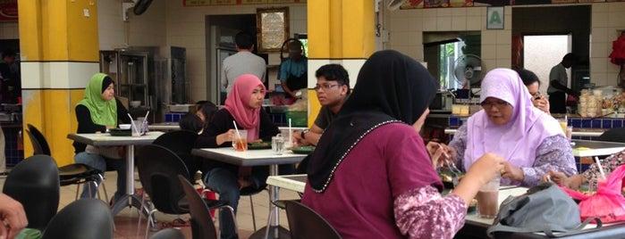 Sri Teja Food Court (Medan Selera) is one of Eating in KL.