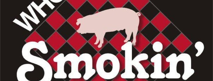 Wholly Smokin' BBQ & Ribs is one of South Carolina Barbecue Trail - Part 1.