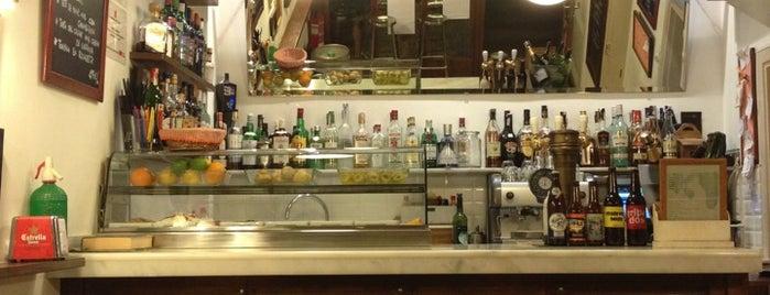Bodega la Tieta is one of My restaurants :).