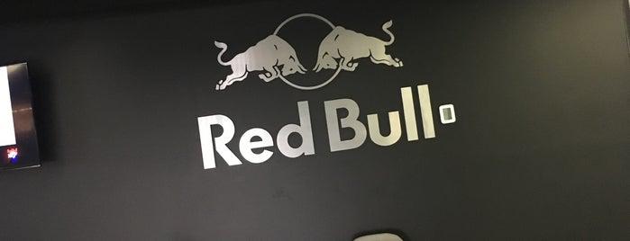 Red Bull is one of Lugares favoritos en el D.F y Edo de Mex.