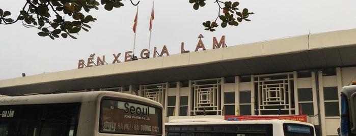 Bến xe Gia Lâm is one of Văn Hóa TC Hà Nội.