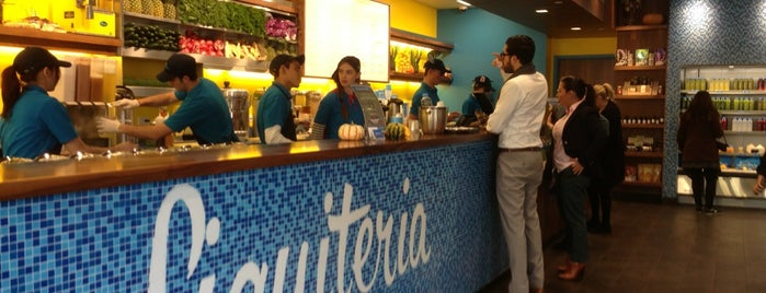 Liquiteria Chelsea is one of NYC Food.