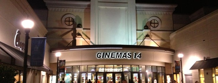 Regal Cinemas North Hills 14 is one of Must-visit Arts & Entertainment in Raleigh.