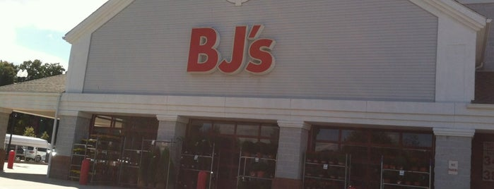 BJ's Wholesale Club is one of ** my list **.