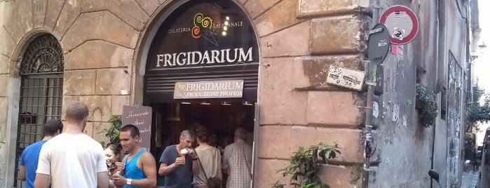 Frigidarium is one of l'amore [a Roma] dice ciao.
