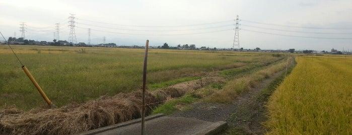 Serada Station is one of 東武伊勢崎線.