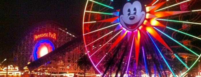 Disney California Adventure is one of Attractions to Visit.