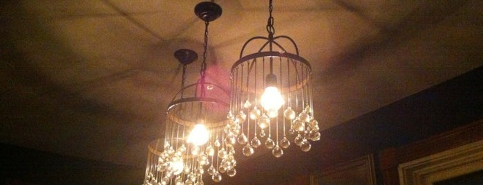 Solera Wine Lounge & Cheshire Bar is one of favorite Rochester restaurants.