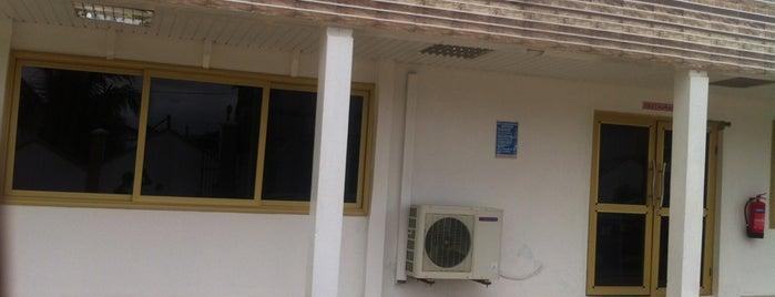Royal Lamerta Hotel is one of Kumasi City #4sqCities.
