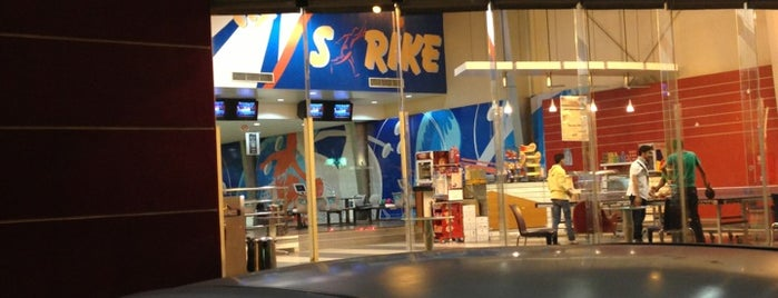 Strike Bowling Center is one of الاول.