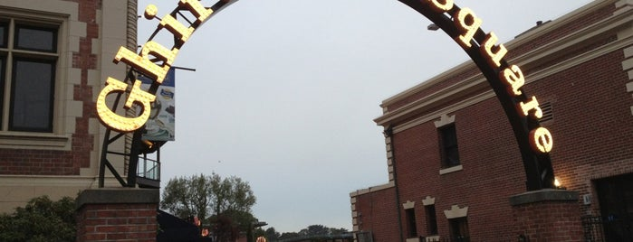 Ghirardelli Square is one of Great Outdoors.