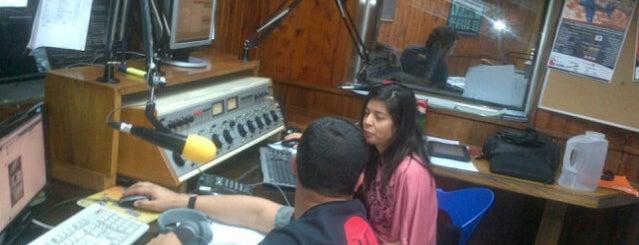 Radio Femenina 102.5FM is one of trabajo.