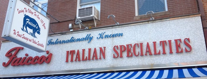 Faicco's Italian Specialities is one of Greenwich and West Village-ish Walking Tour.