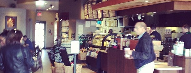 Starbucks is one of Places I Frequent.