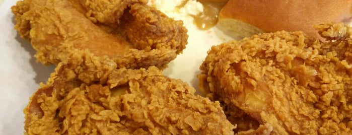 KFC is one of Must-visit Fast Food Restaurants in Puchong.