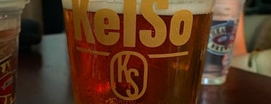 KelSo Beer Company is one of Brooklyn Pour Breweries 2012.