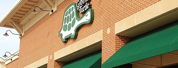 The Greene Turtle is one of All-time favorites in United States.