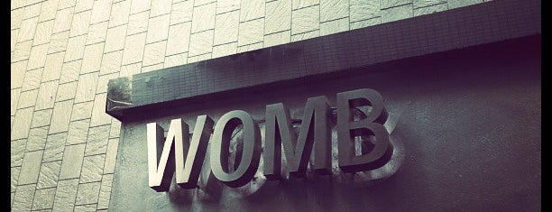 WOMB is one of Top Clubs.