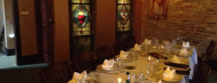 Alla Famiglia is one of Best Restaurants in the Burg.
