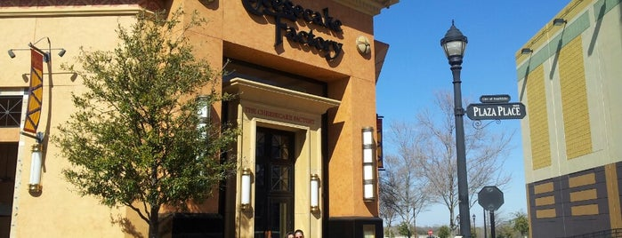 The Cheesecake Factory is one of Must-visit Food in Euless.