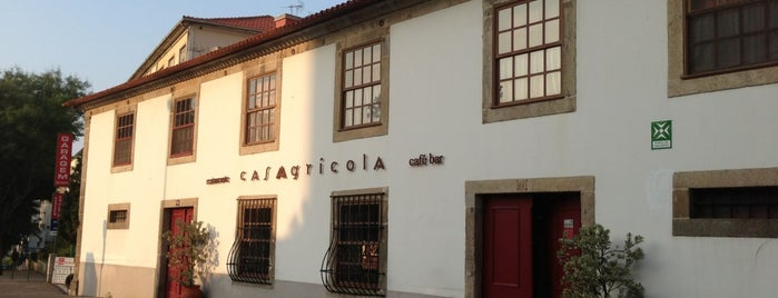 Casa Agrícola is one of Sítios que valem a pena ir no Grande Porto.