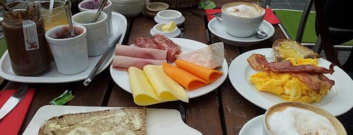 Tout Bon is one of Breakfast.