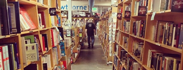 Powell's Books on Hawthorne is one of Favorite Spots.