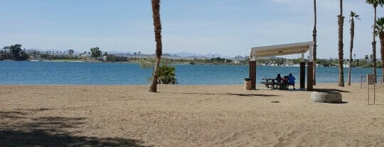 Rotary Park is one of Top 10 favorites places in Lake Havasu City, AZ.