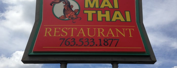 Mai Thai is one of Dining spots.