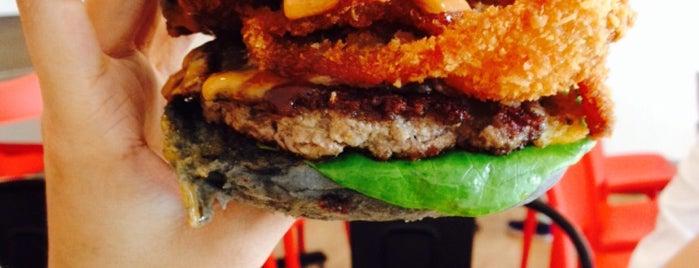 Burgers @ Penang