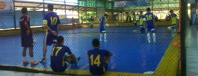 Gresik Sport Centre ( Lapangan Futsal Standart BFN & PSSI ) is one of Lapangan Futsal.