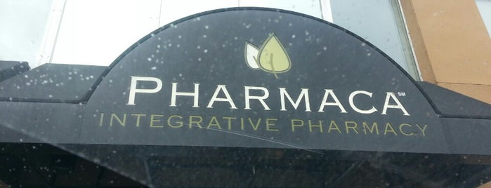 Pharmaca Integrative Pharmacy is one of Sokenbicha Retailers.