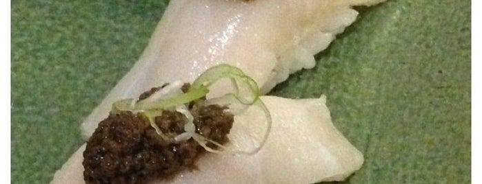 Nokori Sushi Bar is one of Soy un sibarita ^^.