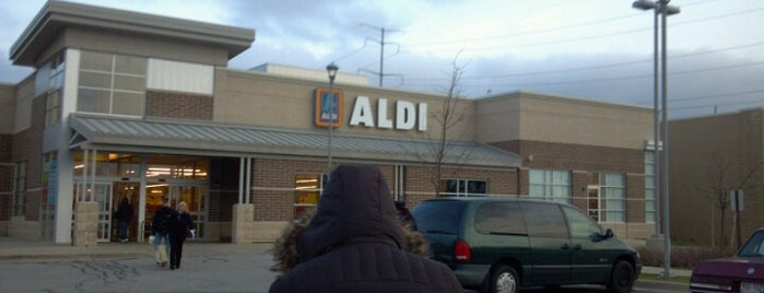 Aldi is one of Guide to Greenfield's best spots.