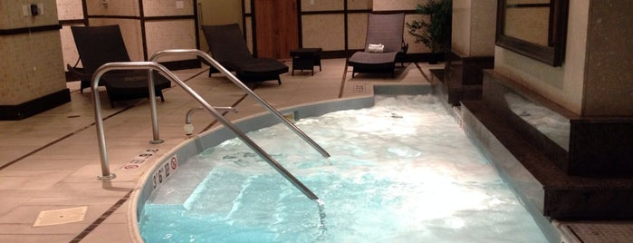Trump Plaza Aqua Grotto Spa is one of Guide to Jersey City's best spots.