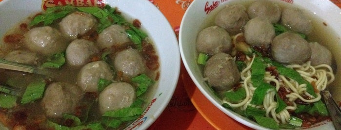 Bakso Larasati is one of Must-visit Food in Banjarmasin.