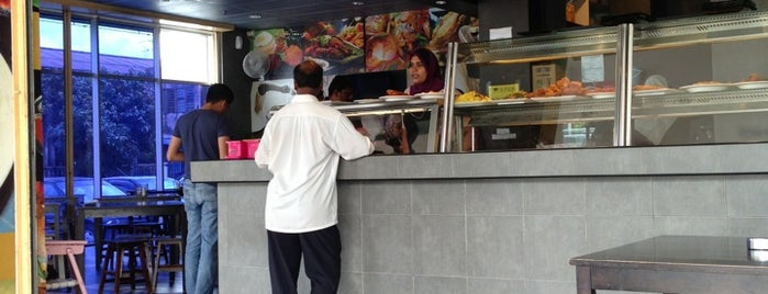 Restoran Penang Mamak Village is one of F&B.