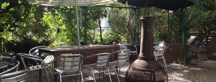 Kasbah Garden Cafe is one of The Haven's of New Haven #4sqCities.
