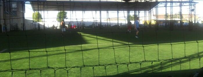 HD Sport Center is one of Meus locais.