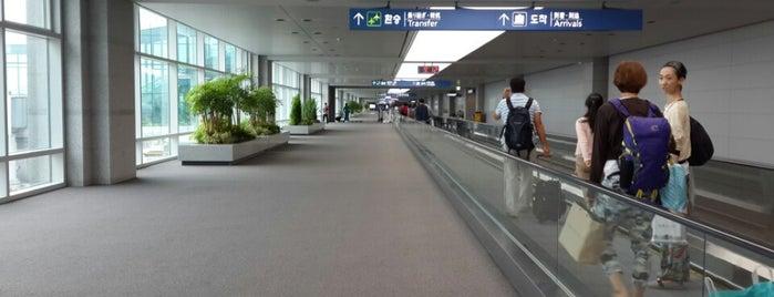 인천국제공항 (ICN/RKSI) - 활주로(Runway) 15LR / 33LR is one of ICN: To/From.