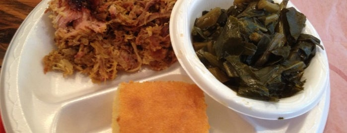 Melvin's BBQ is one of South Carolina Barbecue Trail - Part 1.