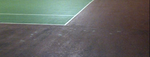 Lapangan tennis widya candra is one of Ace Badge (Tennis Court) in Jakarta Indonesia.
