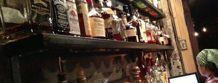 Triple A Bar (AAA) is one of I gotta eat here..